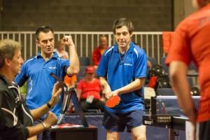 Tischtennis für Menschen mit und ohne Behinderung in Neuss